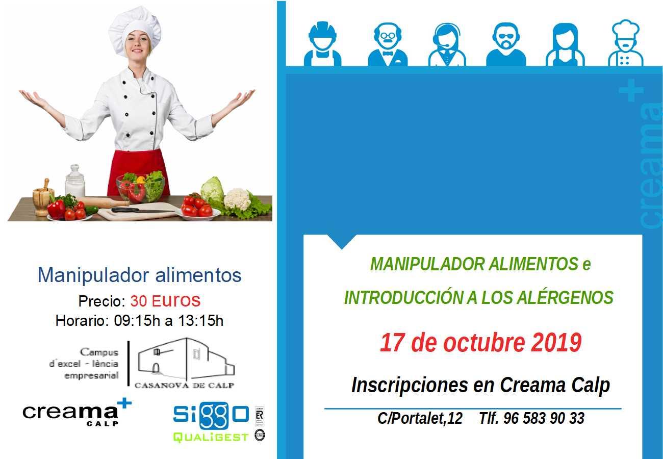 Manipulador de Alimentos e Introduccion a los Alergenos - Octubre 2019.jpg