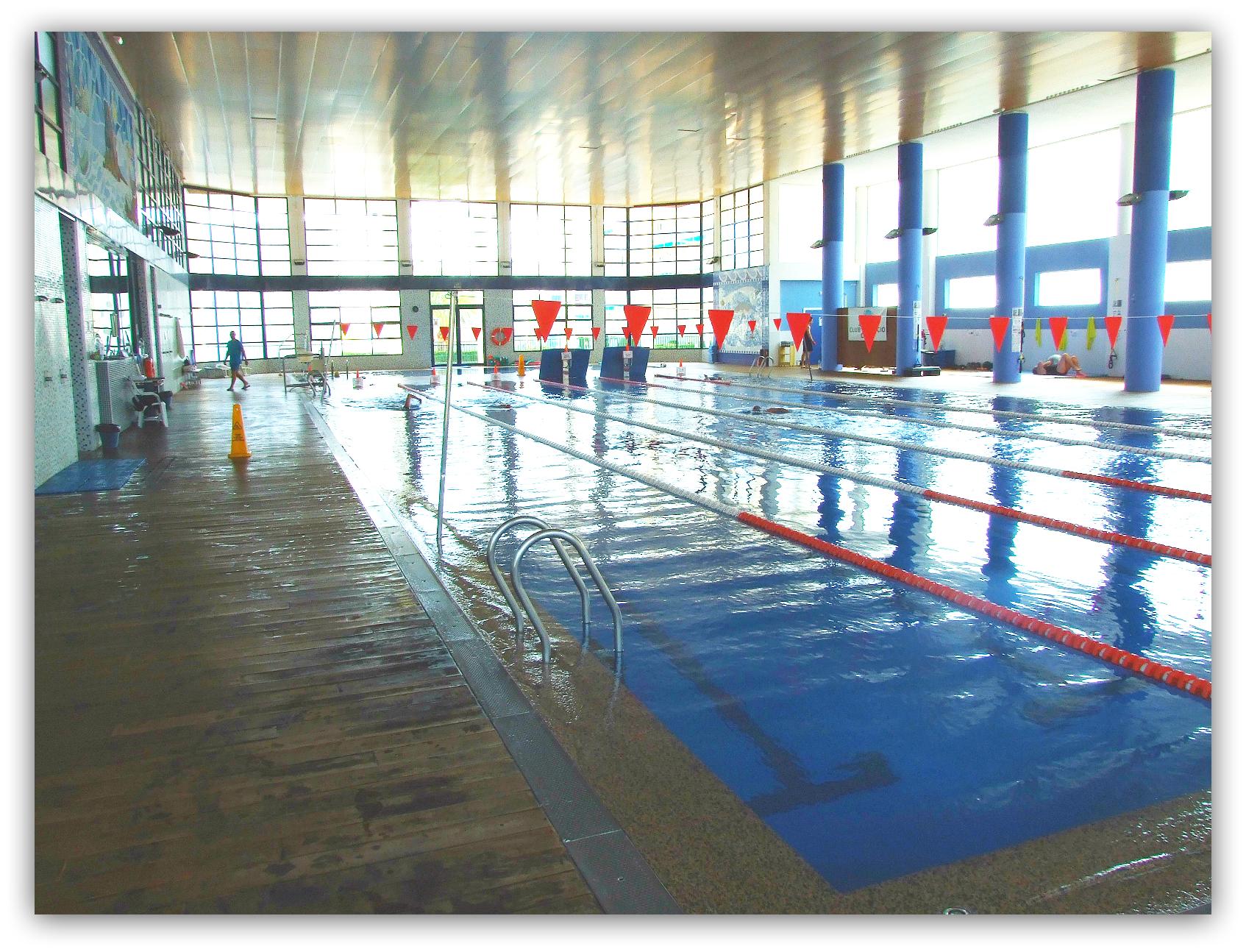Instalaciones deportivas ayuntamiento de calp for Piscinas calpe
